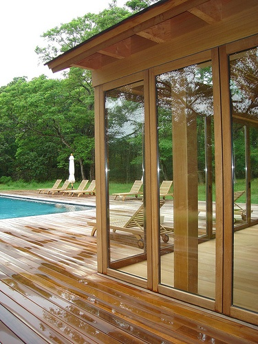 Nana walls are great around pools and deck areas dream for Nana sliding glass doors