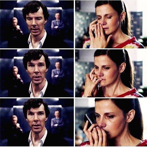 "I love you. Sherlock S04 EP03 ""The Final Problem"". Season 4. Episode 3."