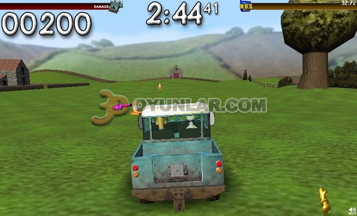 www.3doyunlar.com adresinden oynayabileceğimiz araba süren koyun oyunu, çocukların en popüler oyunlarından birisidir. Özellikle erkek çocuklarının hem gülerek hem de keyifle oynadığı görülüyor. Sizde bu oyunu oynamak için hiçbir ücret ödemenize gerek yok.
