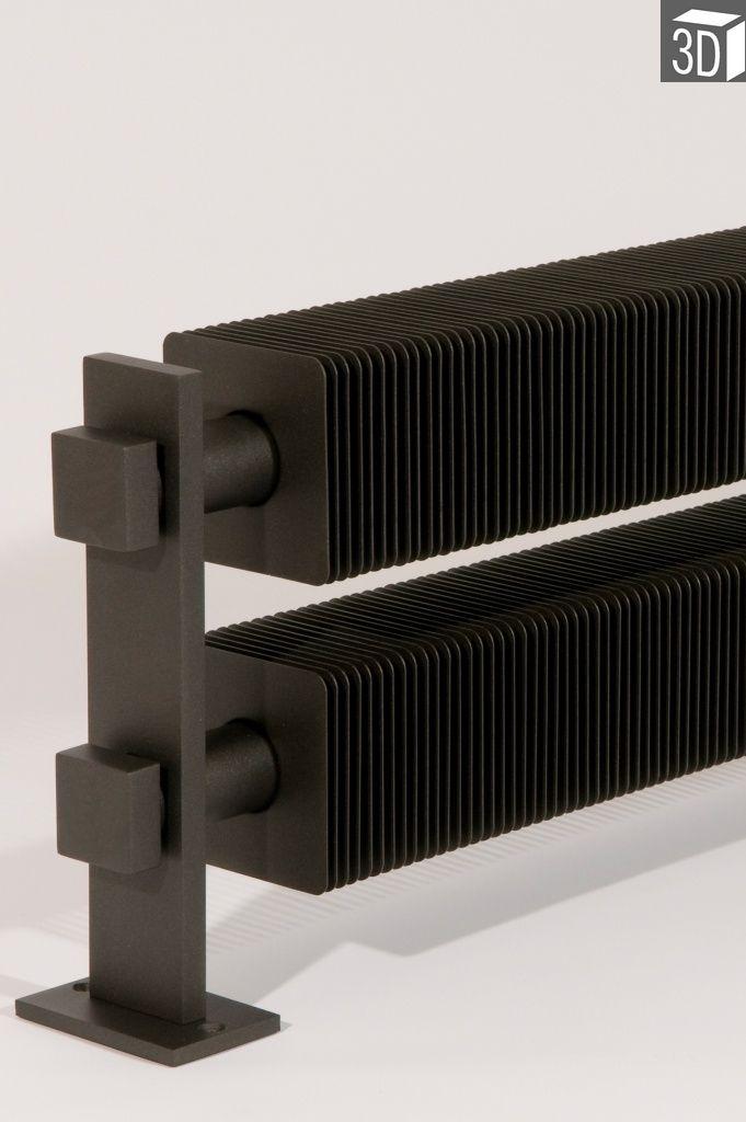 Le radiateur design VD 4632 est unradiateurdesign double a ailette carré de style industriel. On peut le mettre en verticalou horizontal, il est disponible en chrome, inox et en différents coloris, existe en radiateurdesignchauffage centralet radiateurdesignelectriqueainsi qu'en plusieurs puissances. L'inspiration nous vient du radiateur design industriel à ailette (VD 4601). Il chauffera votre salle de bain, votre entrée, etc. … Ce radiateur d'une puissance de 1800 Watts au mèt...
