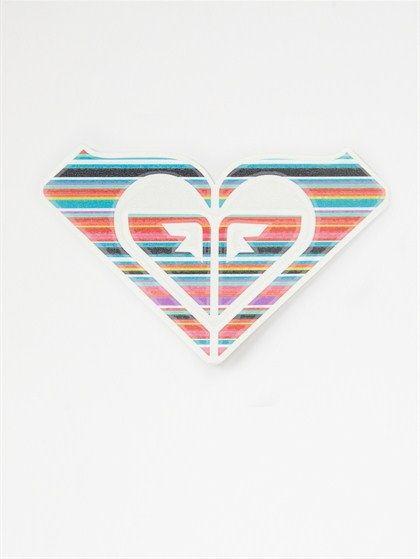 Roxy Surf Break Sticker