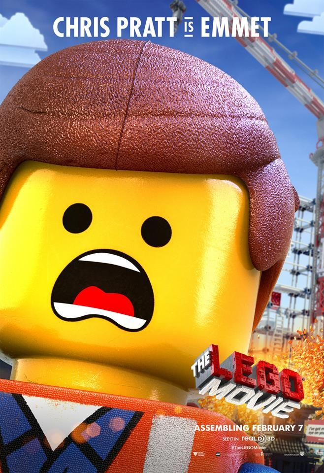 32 best THE LEGO MOVIE images on Pinterest | Lego movie, The lego ...