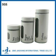 sklenená nádoba s uzáverom, sklenená nádoba s uzáverom priamo z Zibo Jiachang medzinárodného obchodu Co., Ltd. v Číne (pevninská časť)