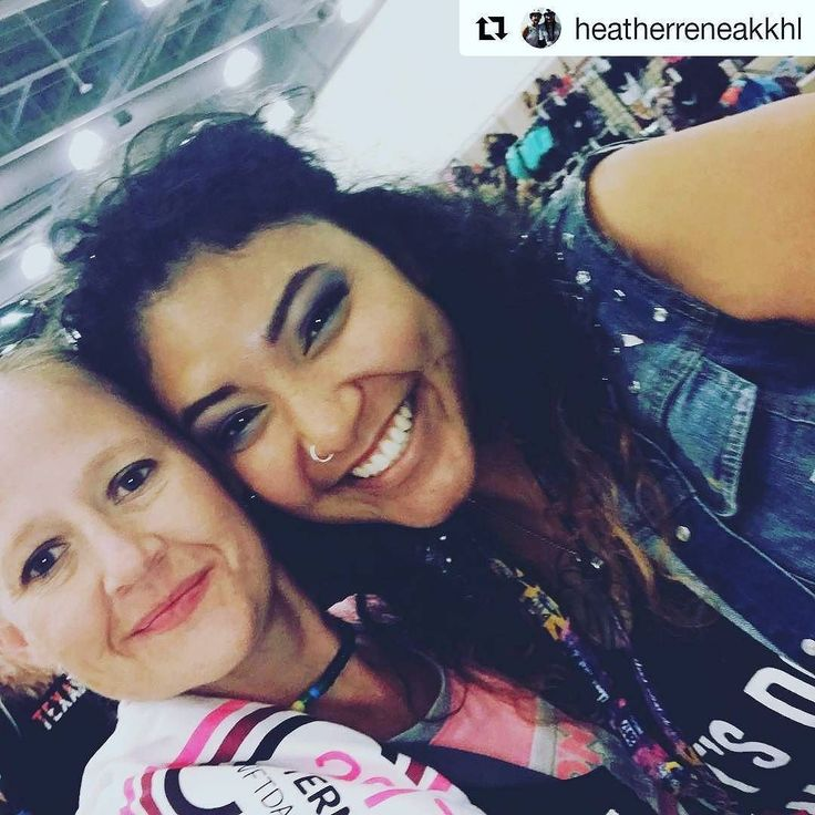 We love seeing you all at tournaments and other various derby events. Can't wait to see everyone in Philly next month! : @heatherreneakkhl  Met this amazing lady at the D1 tournament!!!! She was so amazing!!! Thank you bout_betties for being awesome!!!
