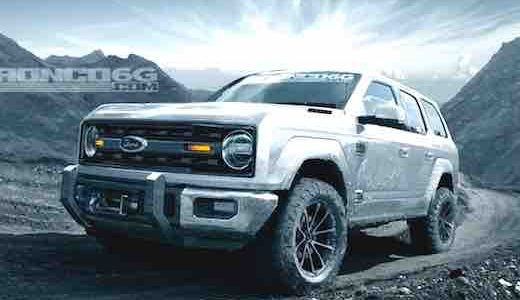 2020 Ford Bronco Raptor 2020 Ford Bronco Price 2020 Ford Bronco