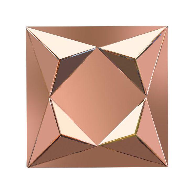 Diamond Mirror Square