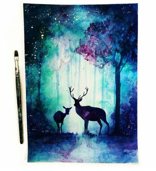 Amazing. Art by @danielle_foye  #artshub by @arts.hub...