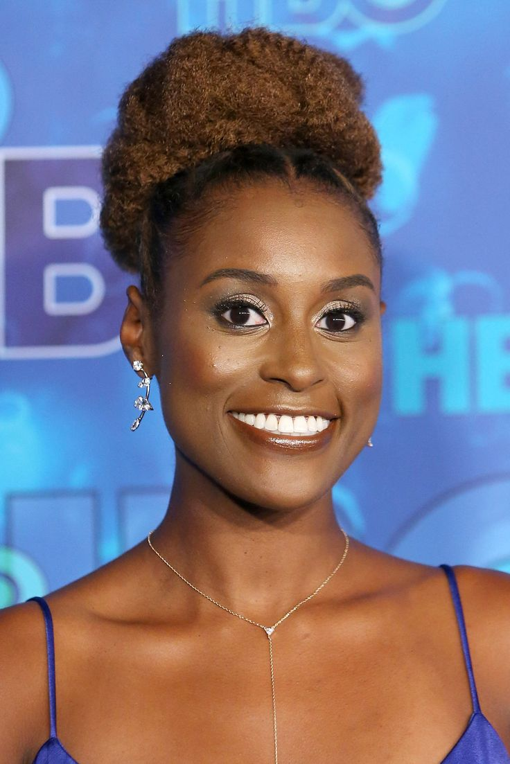 Proof That Issa Rae Has Always Been Hairgoals Natural