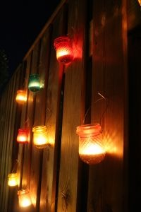 Eclairages extérieurs : Donner à son balcon ou à son jardin de la vie et de la couleur pour le découvrir sous de nouveaux angles.
