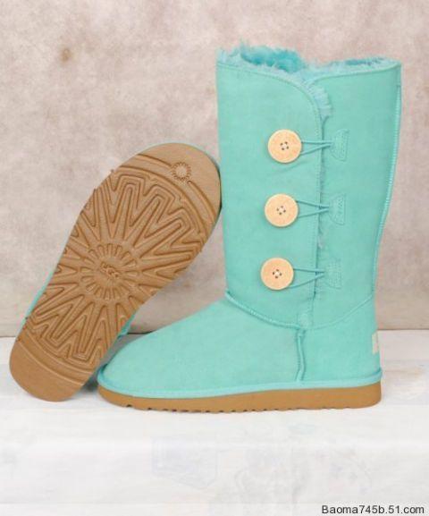 Light Blue Ugg Boots