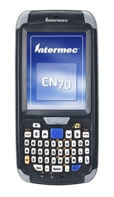Intermec CN70AQ5KD00W1100 CN70 Ultra-Rugged Mobile Computer, Qwerty Keypad, EA30 2D Imager, Camera, WLAN, Windows Embedded Handheld, WWE, Smart System. QWERTY keypad. EA30 2D imager. Camera.