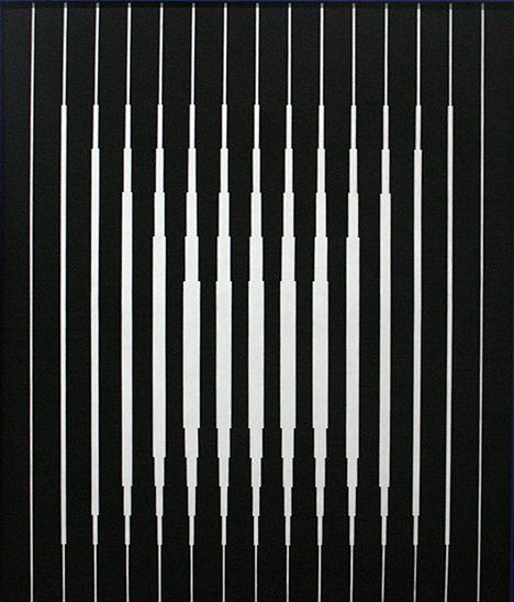 Victor Vasarely | Bora II