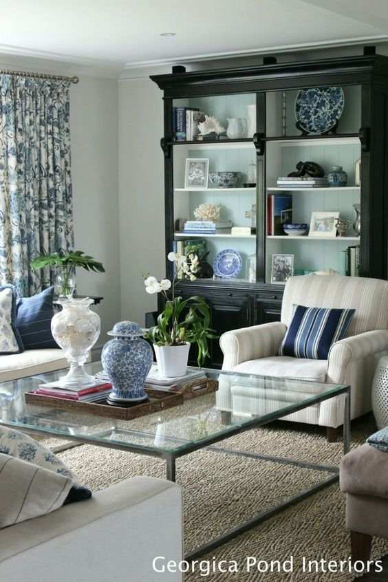 Have You Seen These Popular Living Rooms on Pinterest? decorating