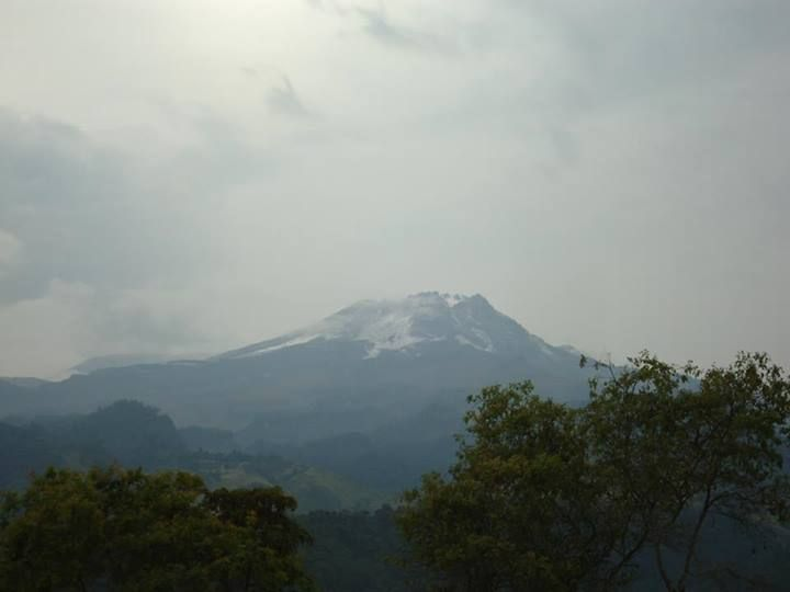 Nevado de Santa Isabel (PNN Los Nevados- Manizales, COLOMBIA )