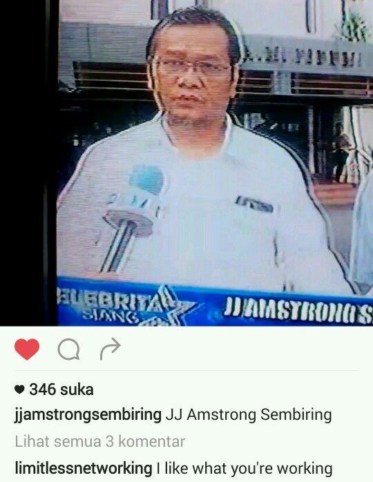 Amstrong Sembiring