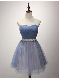 Tulle cute #homecomingdresses, #SIMIBridal