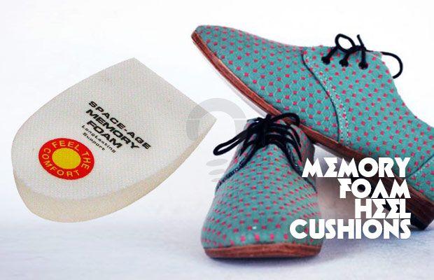 Bantalan sepatu guna mengurangi sakit sewaktu menggunakan sepatu dan masalah pada kaki dan membuat nyaman hanya Rp25.000