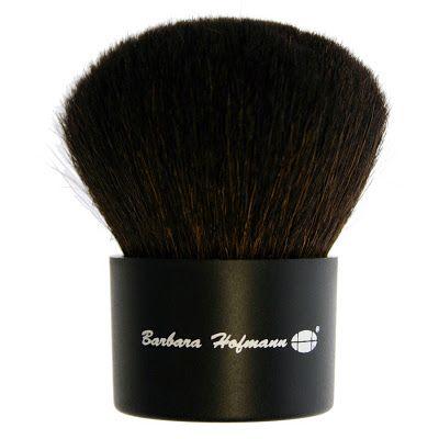 Pędzel kabuki Barbara Hofmann (Douglas) | #makeup #brush