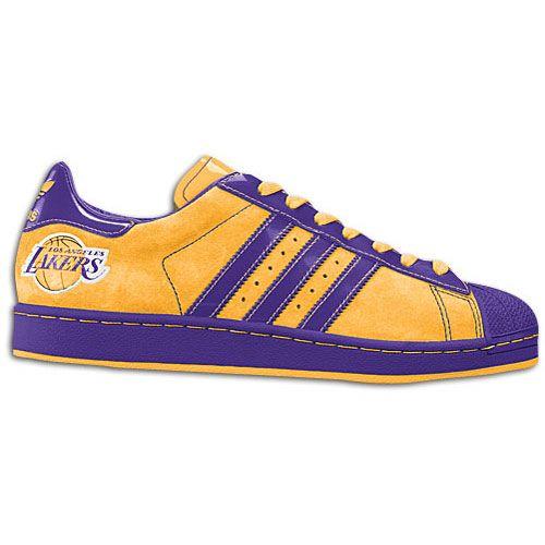 adidas-superstar-nba-los-angeles-lakers | Fashion ...