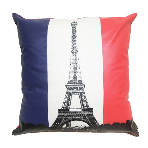 Paris Eiffel Tower Pillow 16 X 16: 17 Best Images About Flag Pillow On Pinterest