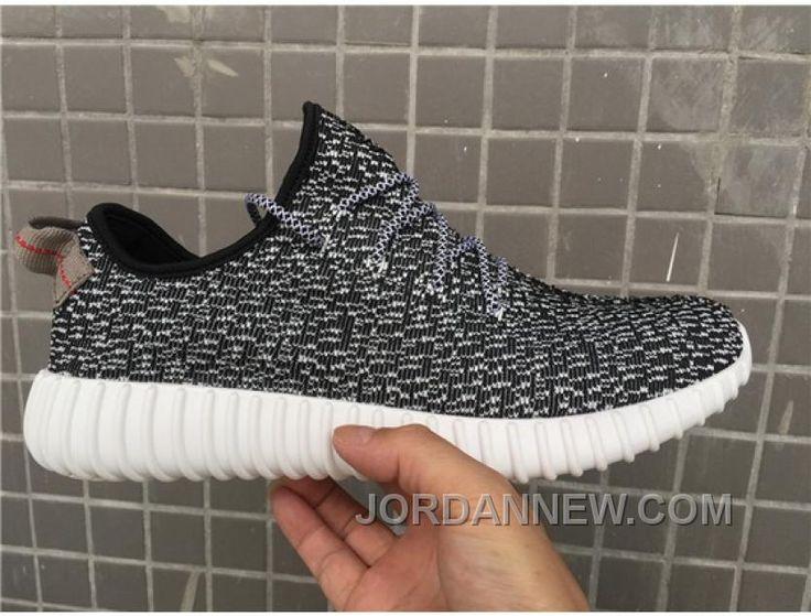 Adidas Yeezy White Black