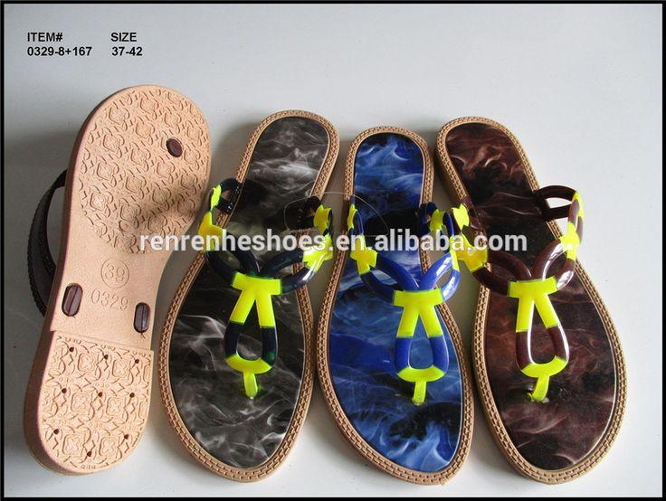 2017 new design slippers laydy sandal cheap wholesale flip flops nude women beach slippers0329-8+167