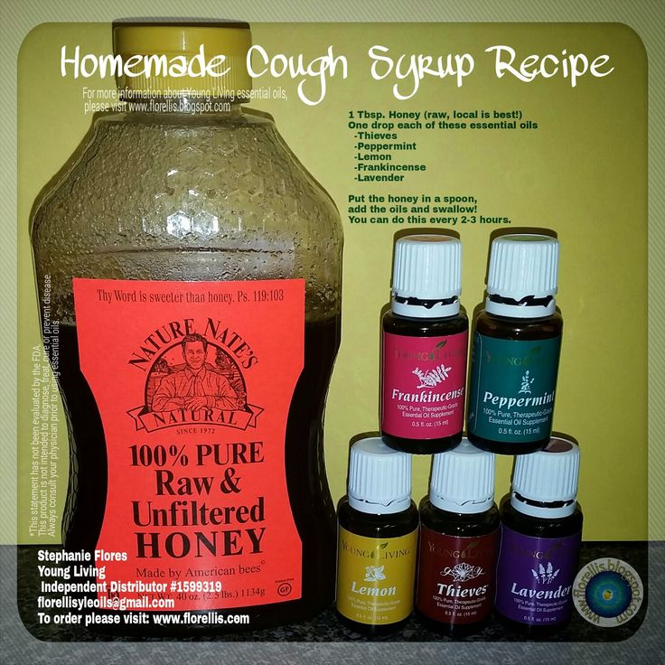 What will be your cough syrup remedy?