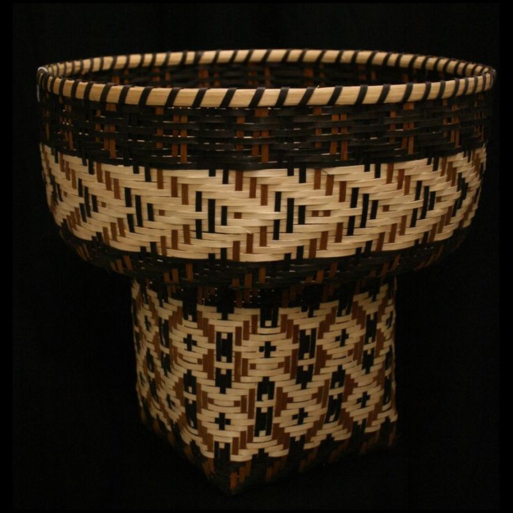 Basket Weaving Origin : Best cherokee baskets like my grandma made images on