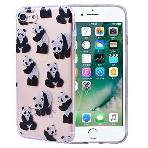coque iphone 8 palleitte panda