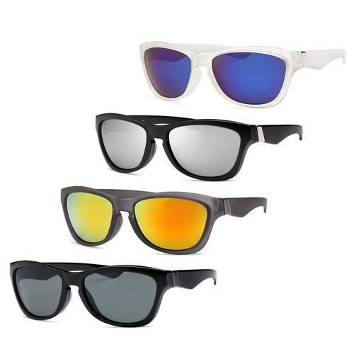 AFONiE- 4 Pack Monster Track Men Sunglasses V605-WC7829