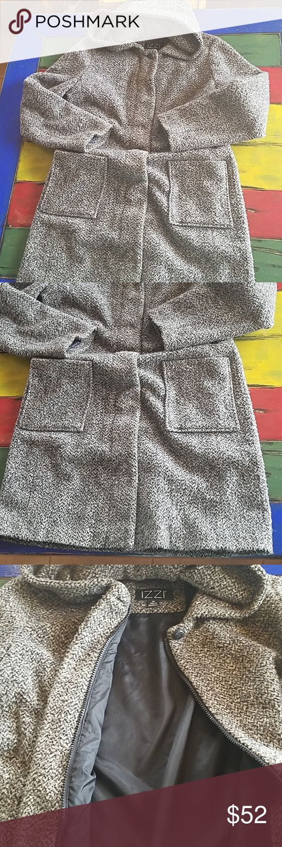 Izzi Coat M Great Winter Coat A Few Very Minor Scratches On Inside Lining Other Than That It S In Great Condi Clothes Design Fashion Design Fashion Tips [ 1740 x 580 Pixel ]