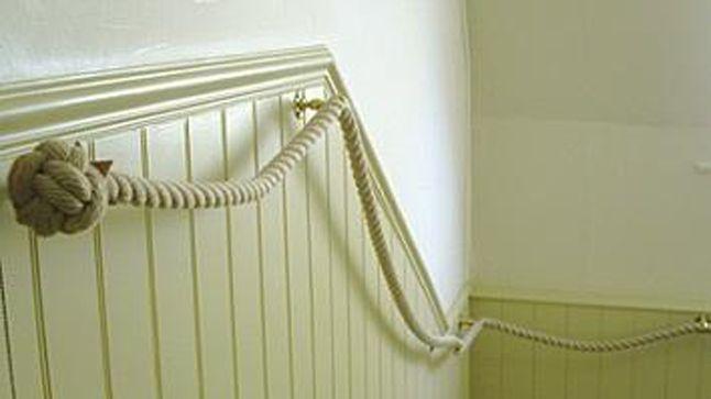 3 variations de la corde de bateau   Les idées de ma maison