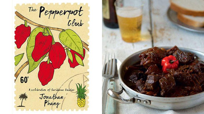 The Pepperpot Club by Jonathan Phang. Plunge into the world of hot, vibrant and rich Caribbean cuisine.