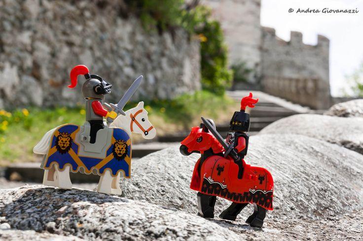 Lego - sfida medioevale | by giovanazzi.andrea