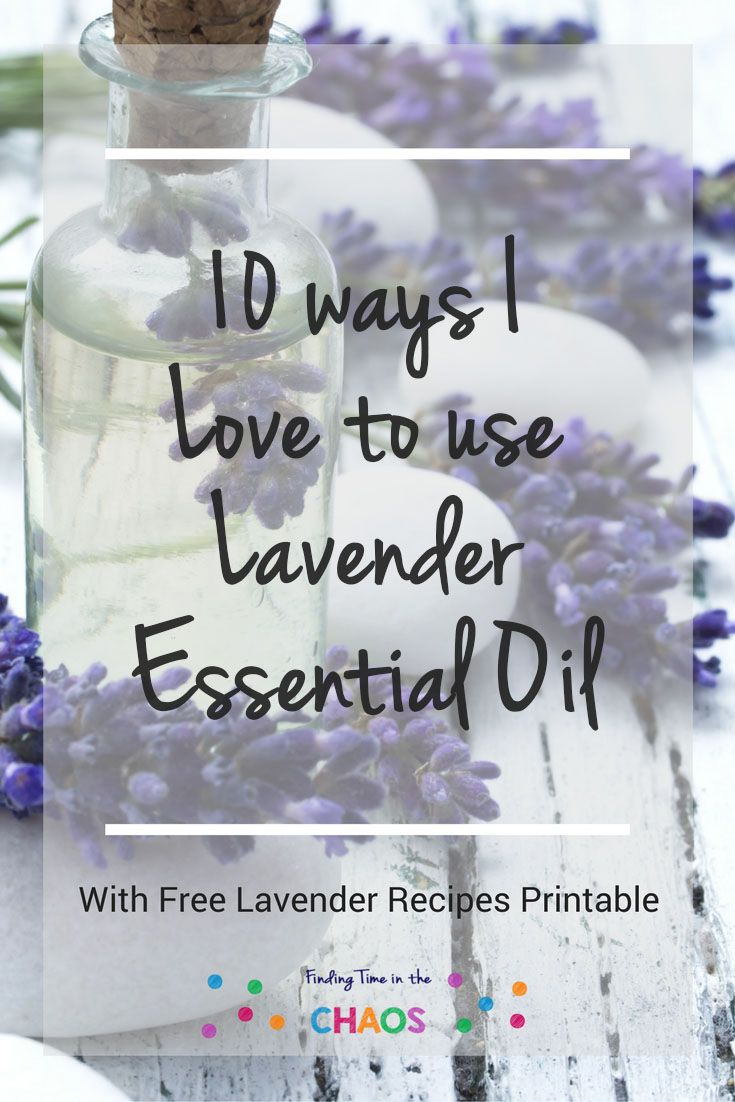 Do you Love Lavender Essential Oil? Here are 10 ways that I love to you Lavender Essential Oil www.findingtimeinthechaos.com.au