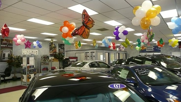 36 Best Images About Balloon Showroom Decor On Pinterest