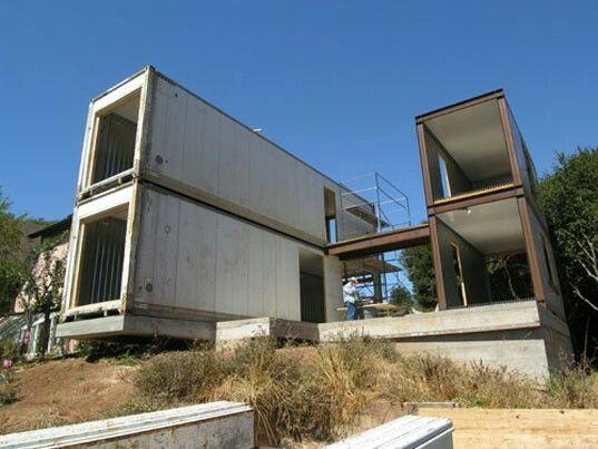 28 besten Container homes Bilder auf Pinterest | Container häuser ...