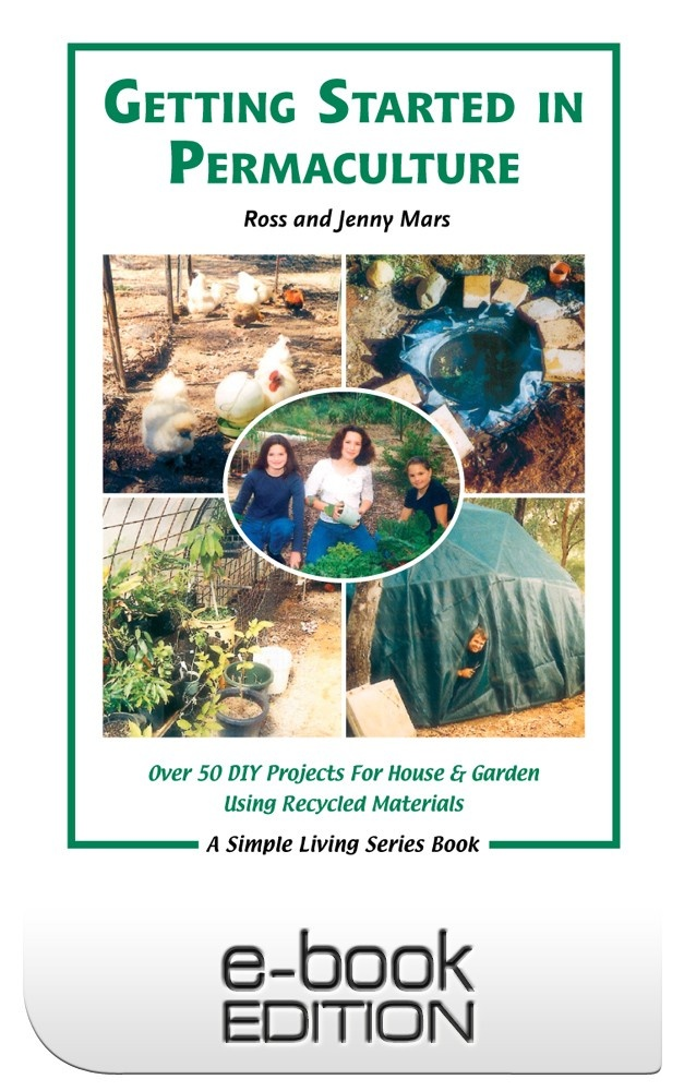 Backyard Permaculture Book : Getting started in permaculture  Homestead, Self Reliance and Farm L