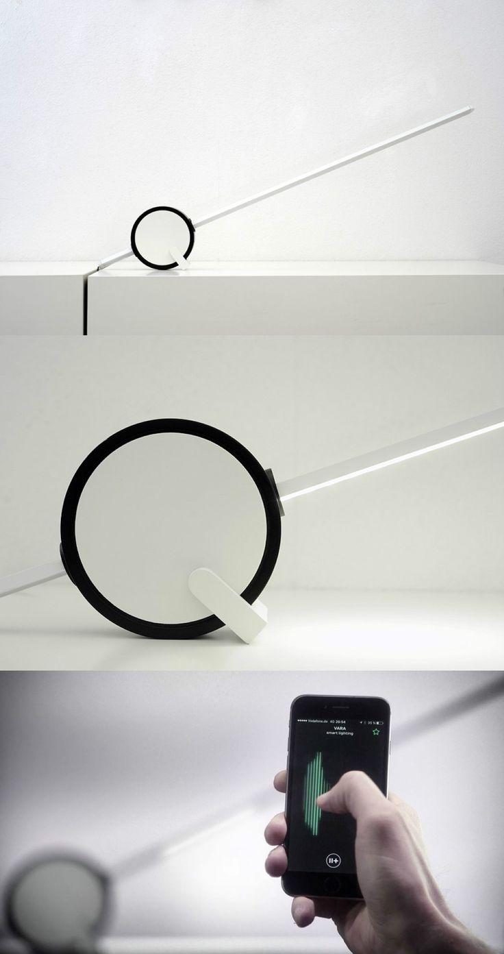 Superb A LAMP THAT GIVES YOU CONTROL #Lamp #Lighting #Design #Minimal #Modern