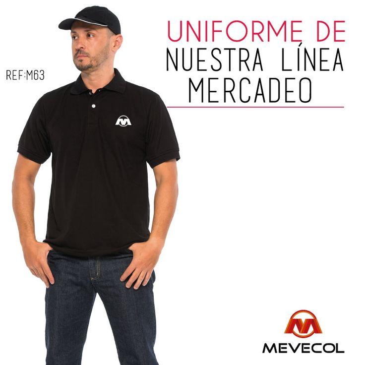 Este uniforme es ideal para una marca casual y a la vez cómoda y fresca. Visita nuestra web y conoce la línea completa.