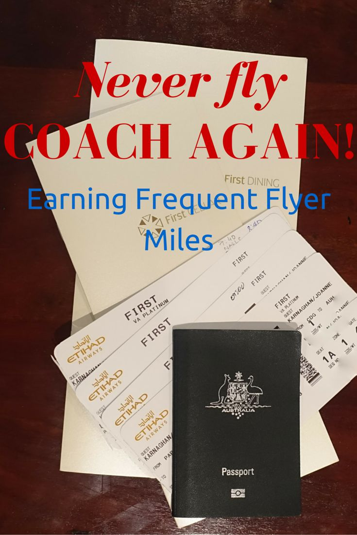 how to get frequent flyer miles