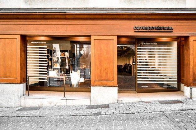 Sartoria Vico | wool collection @ Correspondances Concept Shop | Geneva #sartoriavico #niceshop #findit #shop #europe #knitwear #nice #Correspondances Concept Shop #Selectism | via selectism.com
