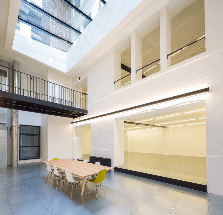 The Studio, Greencoat Place | Squire and Partners; Photo: Hufton + Crow, James Jones | Archinect
