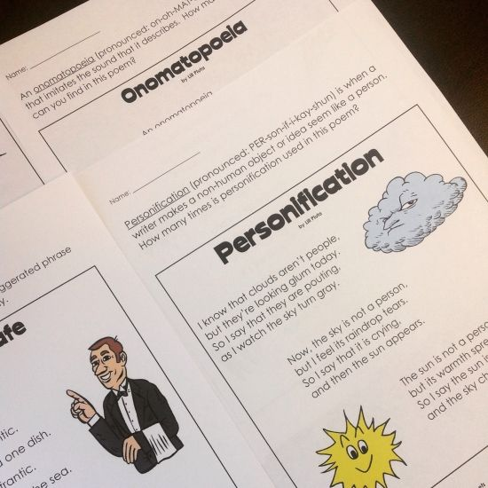 17 Best images about Language Arts - Super Teacher Worksheets on ...