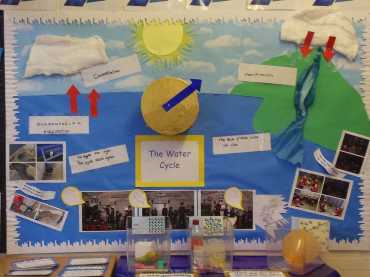 Geography Classroom Decor : Water cycle display helen morrison vale view community