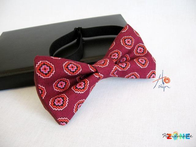 Papion bordo clasic Timisoara - HandMadeZone - Vinde si cumpara creatii handmade