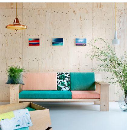 Kidsonroof - design néerlandais pour les enfants créatifs et espiègles et grands!