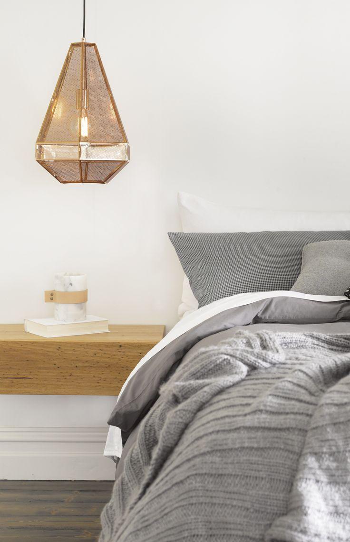 Best 25 Bedside Pendant Lights Ideas On Pinterest