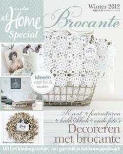 Brocante special Winter 2012, vanaf 4 december in de winkel! #magazine #cover #brocante #shabby