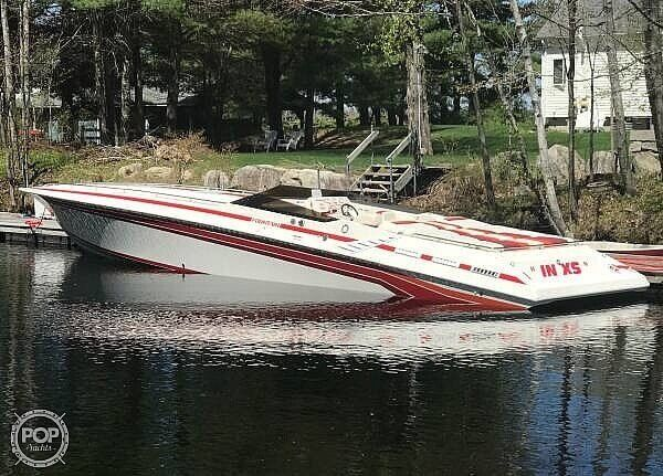 1992 Fountain Lightning 42 For Sale Offshore Boats High Performance Boat Yacht Design